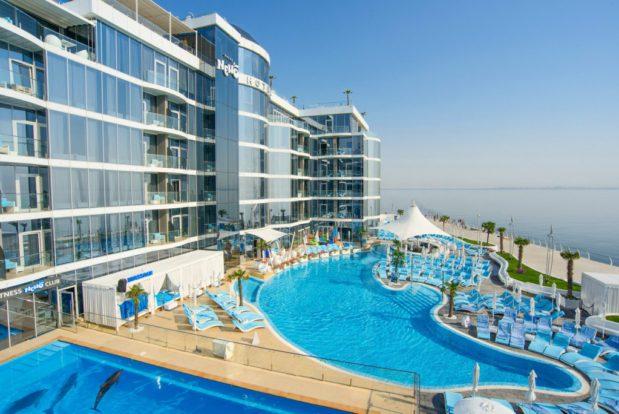 Schwimmbäder im RESORT & SPA HOTEL NEMO, foto № 2