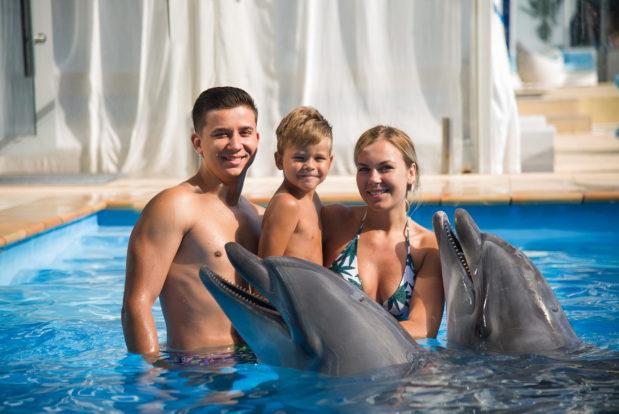 Schwimmen und tauchen mit delphinen- Hotel NEMO, Foto № 4