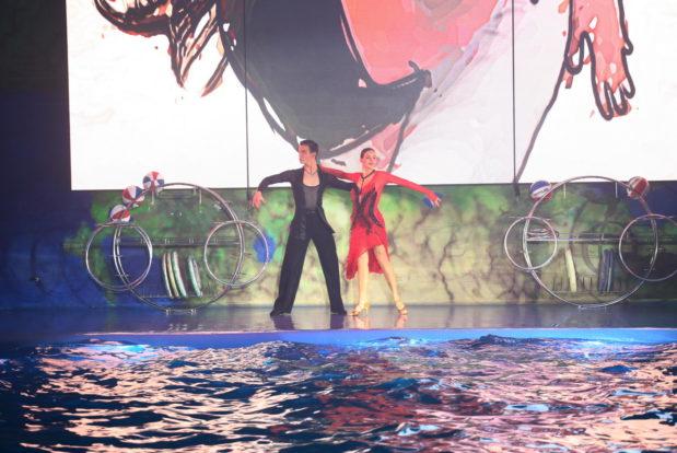 Dolphin show- Hotel NEMO, Photo № 11