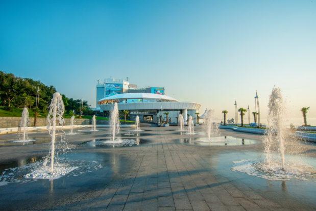 Promenade und park im RESORT & SPA HOTEL NEMO, foto № 2