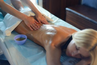 Massages - NEMO Resort & SPA in Odessa, photo № 13