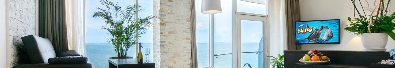 Suite Seaview Book a room in hotel NEMO, photo № 1