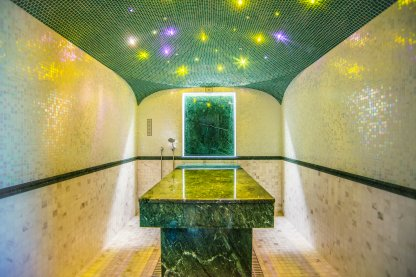 Hammam and finnish bath - NEMO Resort & SPA in Odessa, photo № 11