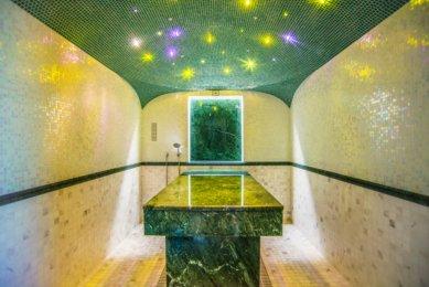 Процедуры в хаммаме - NEMO Resort & SPA в Одессе, фото № 17