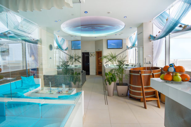 Банный комплекс - NEMO Resort & SPA в Одессе, фото № 6