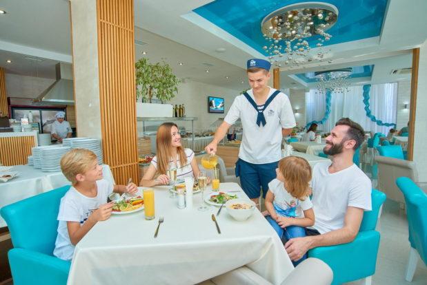 Restaurant delphin im RESORT & SPA HOTEL NEMO, foto № 10