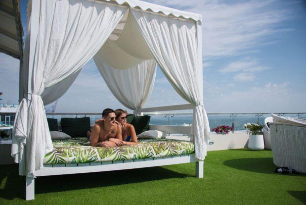 Strandkomplex NEMO Beach Club - Hotel NEMO, Foto № 7