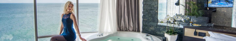 Люкс с видом на мореОтель NEMO, Фото № 1