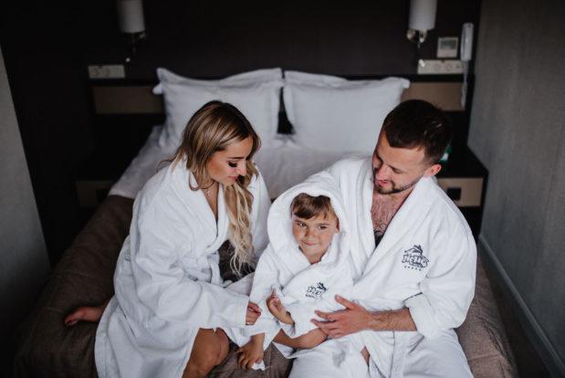 Family suite in RESORT & SPA HOTEL NEMO, photo № 10