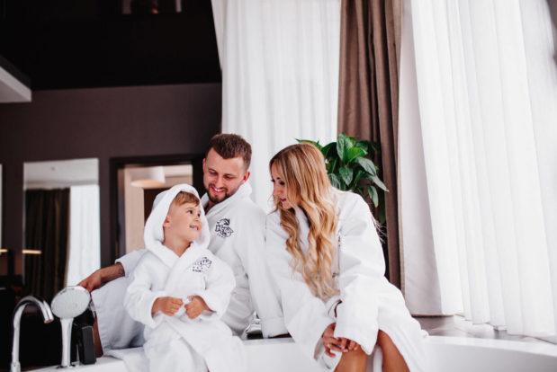 Family suite in RESORT & SPA HOTEL NEMO, photo № 3