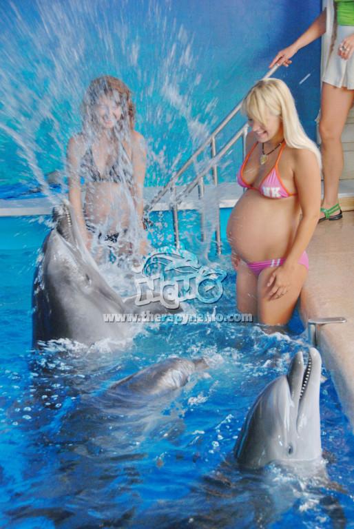 Музыка дельфинов для беременных 85