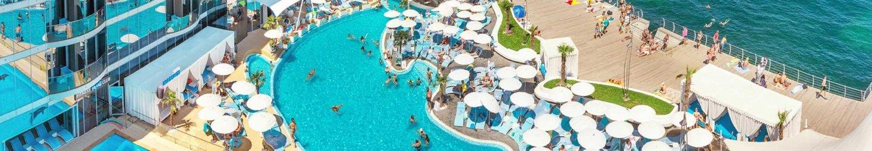 Schwimmbäder im RESORT & SPA HOTEL NEMO, foto № 1