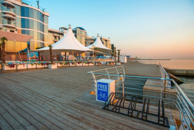 Promenade und park im RESORT & SPA HOTEL NEMO, foto № 6