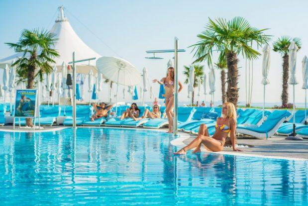 Strandkomplex NEMO Beach Club - Hotel NEMO, Foto № 12