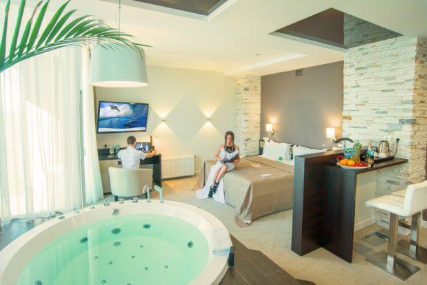Luxury suite im RESORT & SPA HOTEL NEMO, foto № 30