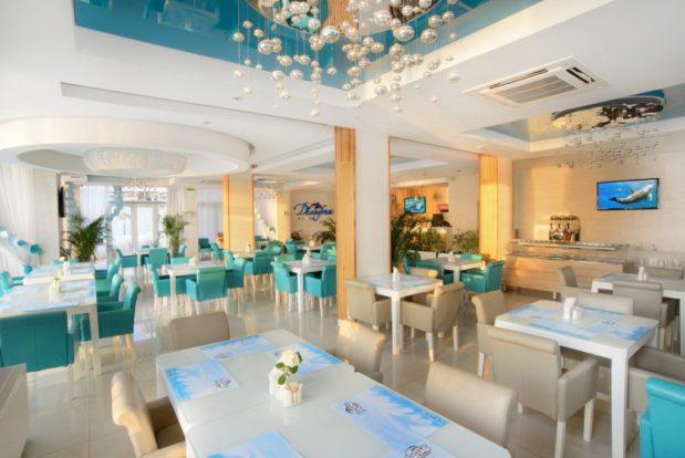 Restaurant delphin im RESORT & SPA HOTEL NEMO, foto № 29