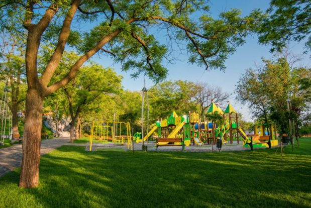 Набережна і парк в RESORT & SPA HOTEL NEMO, фото № 12