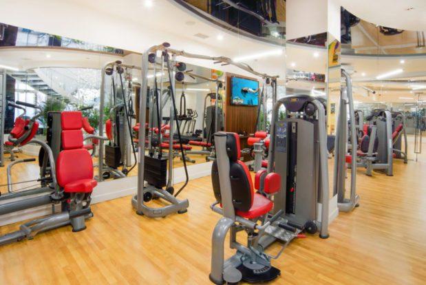 Fitness im RESORT & SPA HOTEL NEMO, foto № 7