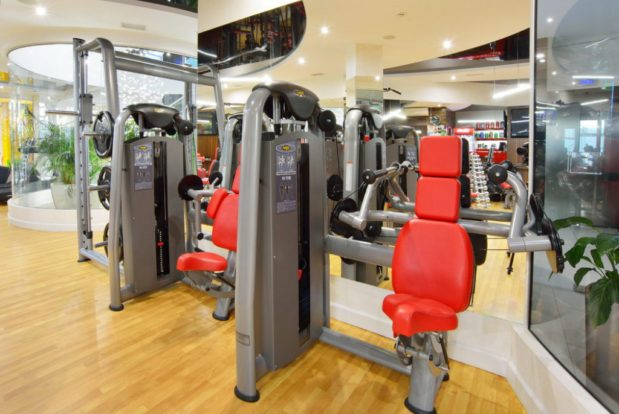 Fitness im RESORT & SPA HOTEL NEMO, foto № 8