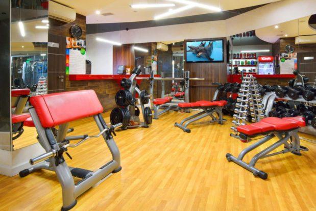 Fitness in RESORT & SPA HOTEL NEMO, photo № 10