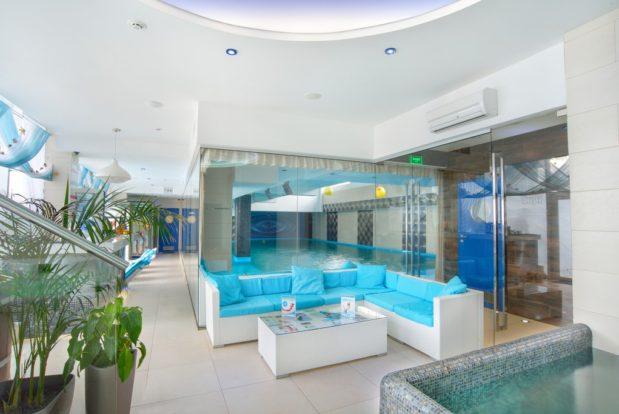 Банный комплекс - NEMO Resort & SPA в Одессе, фото № 12