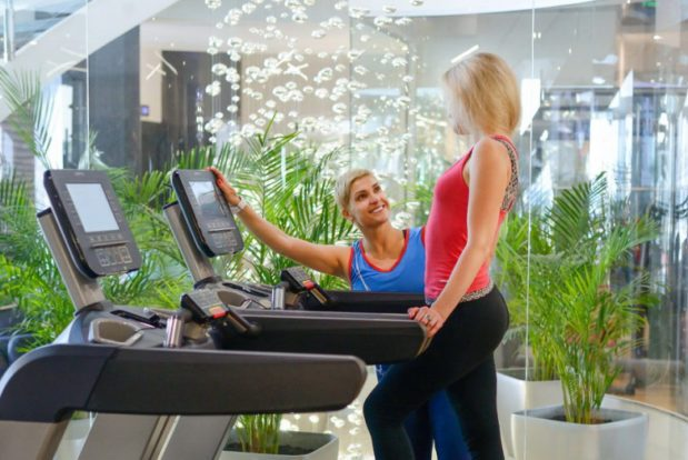 Fitness in RESORT & SPA HOTEL NEMO, photo № 9