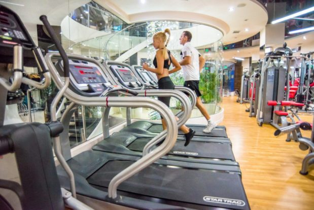 Fitness in RESORT & SPA HOTEL NEMO, photo № 10
