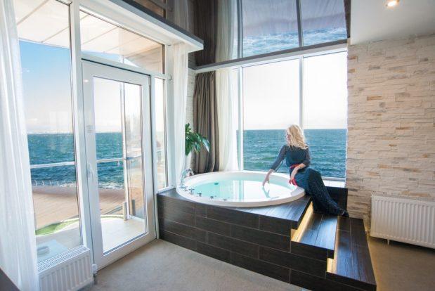 Presidential suite in RESORT & SPA HOTEL NEMO, photo № 12