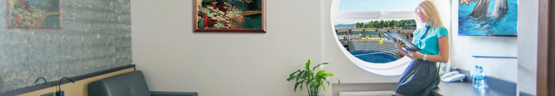 Стандарт с видом на бассейн с дельфинамиОтель NEMO, Фото № 1