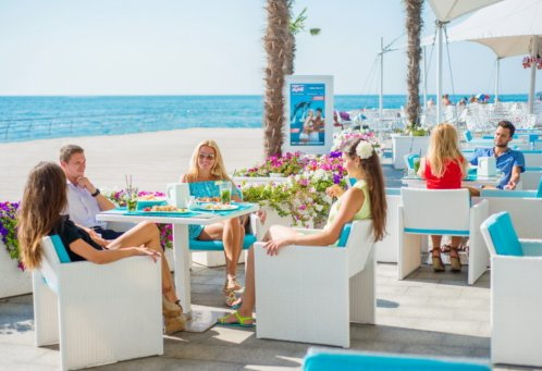 NEMO BEACH CLUB - NEMO Resort & SPA in Odessa, photo № 27