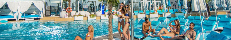 Пляжный комплекс NEMO Beach Club - Отель NEMO, Фото № 1