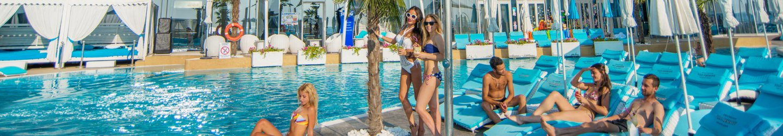 Strandkomplex NEMO Beach Club - Hotel NEMO, Foto № 1
