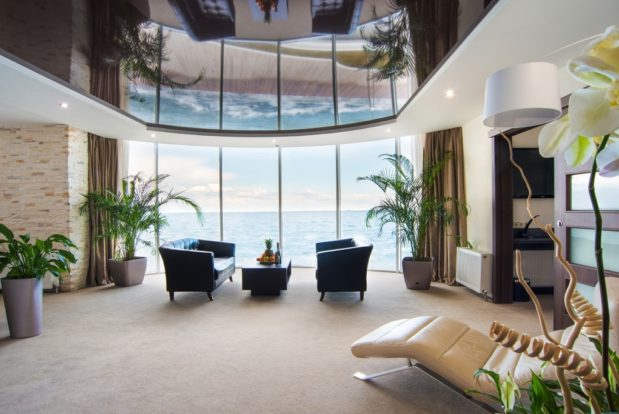 Президентский Люкс, панорамный вид на море в RESORT & SPA HOTEL NEMO, фото № 2