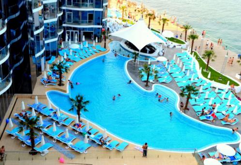 Бассейны - NEMO Resort & SPA в Одессе, фото № 23