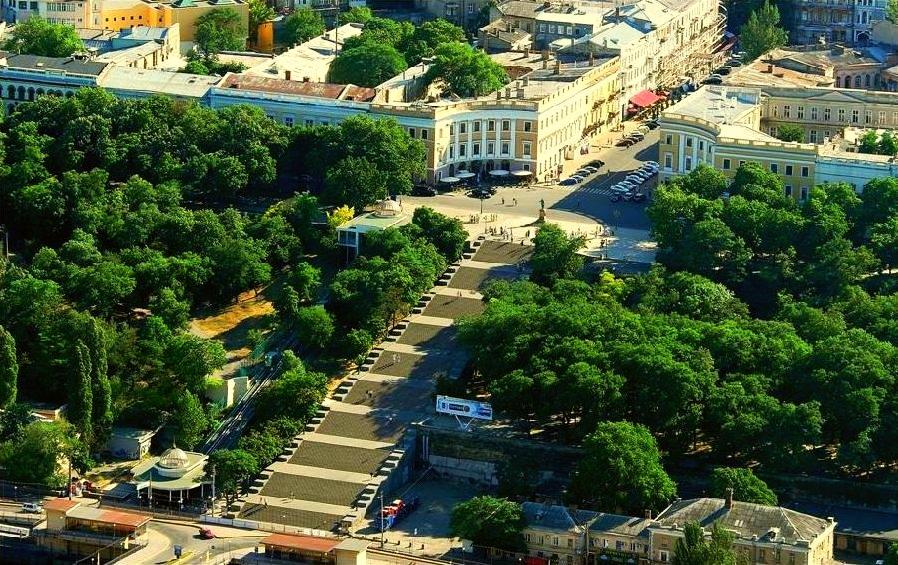 Об Одессе - odessa.nemohotels