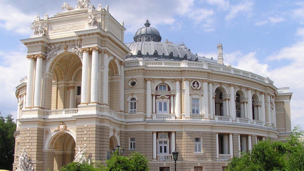 Odessa Opera House - odessa.nemohotels