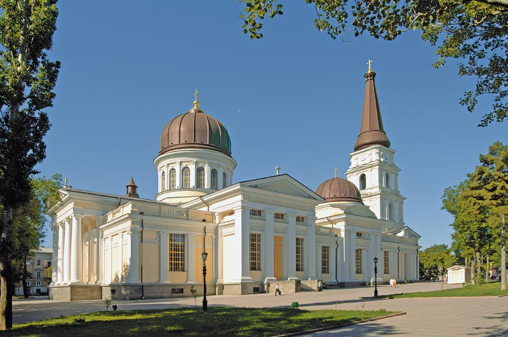Одесский оперный театр - odessa.nemohotels