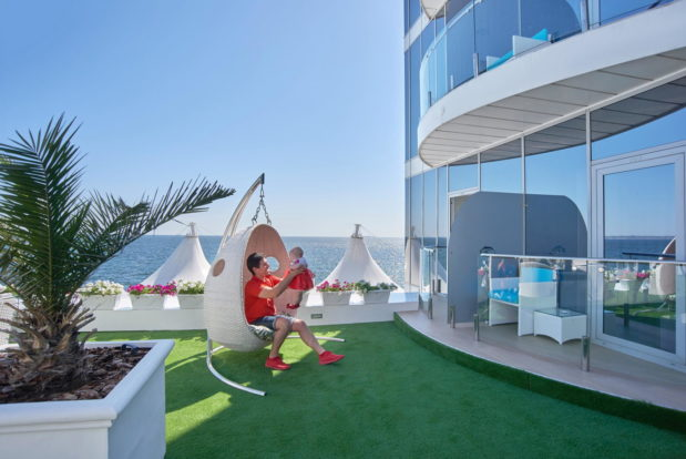 Luxury suite in RESORT & SPA HOTEL NEMO, photo № 28