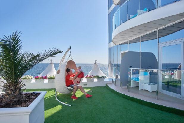 Luxury suite im RESORT & SPA HOTEL NEMO, foto № 29