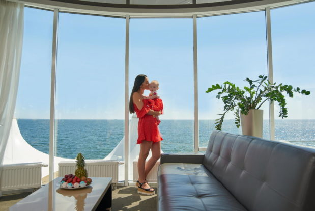 Luxury suite im RESORT & SPA HOTEL NEMO, foto № 48