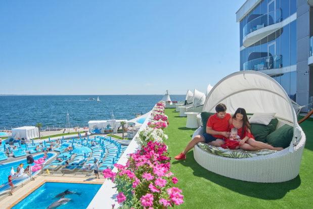 Luxury suite in RESORT & SPA HOTEL NEMO, photo № 30