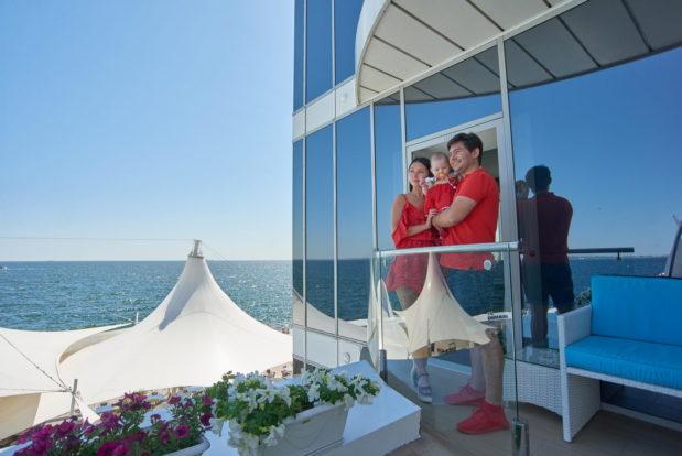 Luxury suite in RESORT & SPA HOTEL NEMO, photo № 32