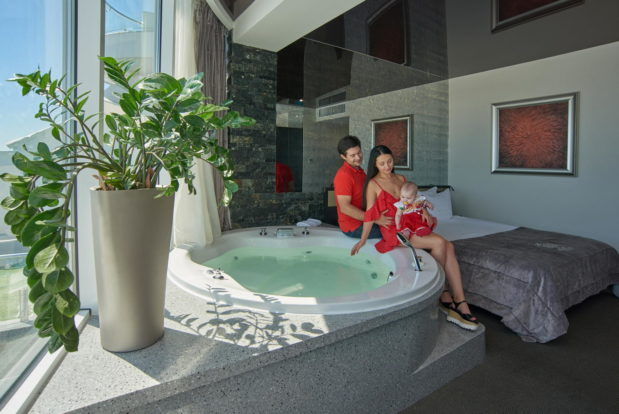 Luxury suite im RESORT & SPA HOTEL NEMO, foto № 52
