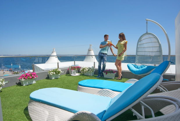 Luxury suite im RESORT & SPA HOTEL NEMO, foto № 58