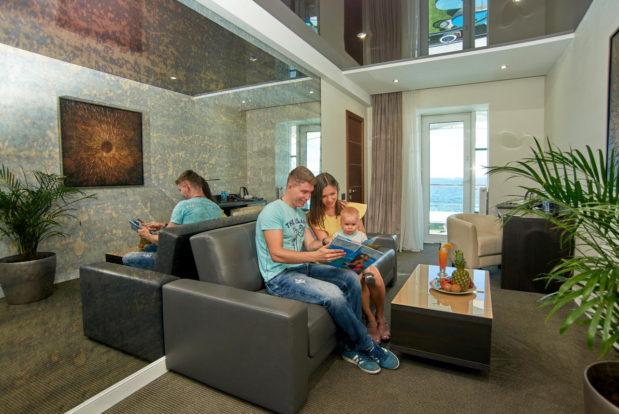 Luxury suite in RESORT & SPA HOTEL NEMO, photo № 40