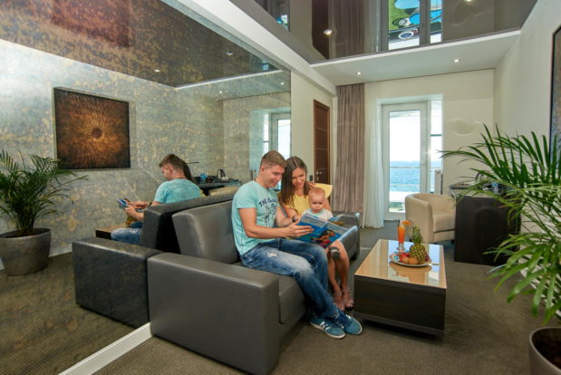 Luxury suite im RESORT & SPA HOTEL NEMO, foto № 59