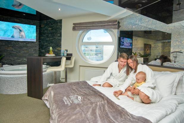 Luxury suite im RESORT & SPA HOTEL NEMO, foto № 60