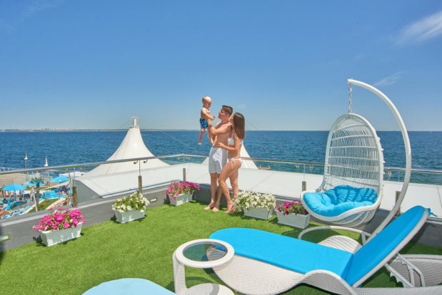 Luxury suite in RESORT & SPA HOTEL NEMO, photo № 42