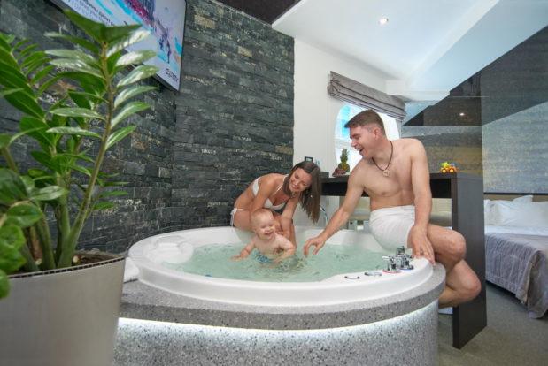 Luxury suite in RESORT & SPA HOTEL NEMO, photo № 43