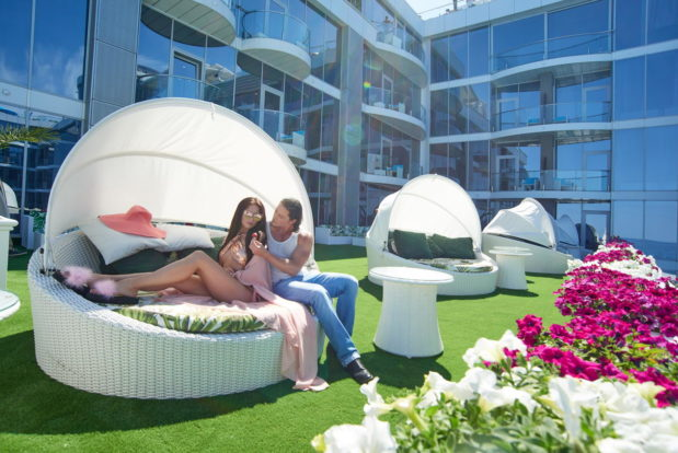 Luxury suite im RESORT & SPA HOTEL NEMO, foto № 64